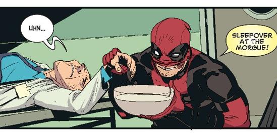 Hawkeye Vs. Deadpool #01 Duggan / Lolli + Camagni MARVEL