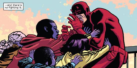 Daredevil #09 Waid / Samnee MARVEL